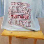 Mumford Alumni Mustangs 4 Life